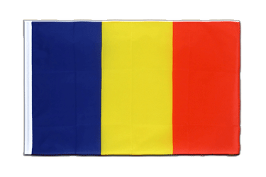 Chad - Sleeved Flag ECO 2x3 ft