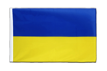 Ukraine - Sleeved Flag ECO 2x3 ft
