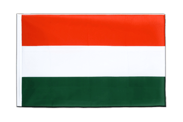 Hungary Sleeved Flag ECO 2x3 ft