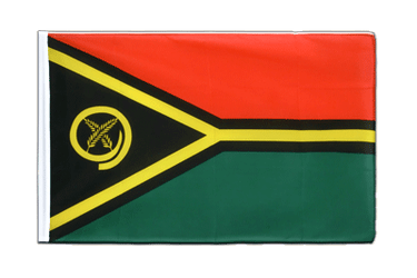 Vanuatu Sleeved Flag ECO 2x3 ft