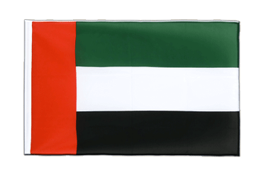 United Arab Emirates Sleeved Flag ECO 2x3 ft