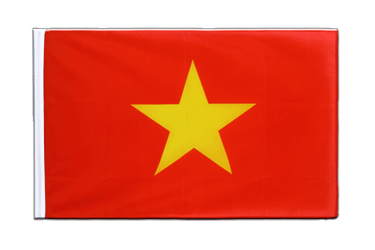 Vietnam Sleeved Flag ECO 2x3 ft