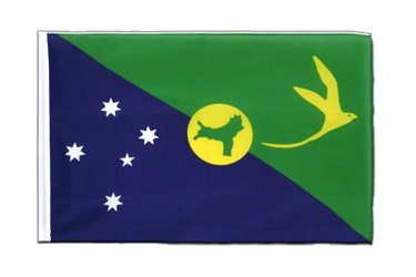 Christmas Island Sleeved Flag ECO 2x3 ft