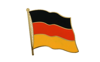 Germany Flag Lapel Pin XXL