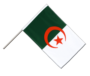 Algeria - Hand Waving Flag ECO 2x3 ft