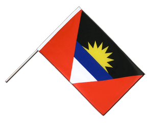 Antigua and Barbuda Hand Waving Flag ECO 2x3 ft