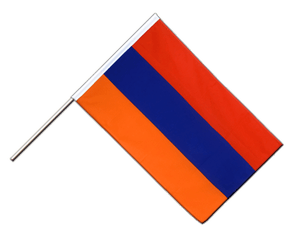 Armenia - Hand Waving Flag ECO 2x3 ft