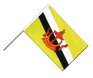 Hand Waving Flag ECO 2x3 ft