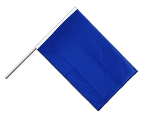 Blue - Hand Waving Flag ECO 2x3 ft