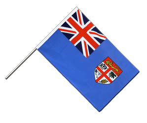 Fiji Hand Waving Flag ECO 2x3 ft