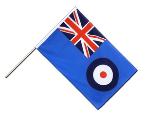 Großbritannien Royal Airforce RAF Stockflagge ECO 60 x 90 cm