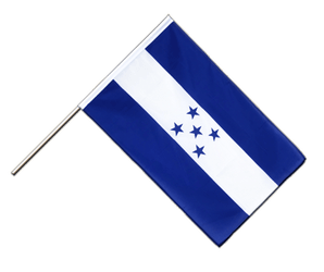 Honduras Hand Waving Flag ECO 2x3 ft