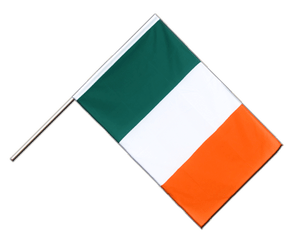 Ireland Hand Waving Flag ECO 2x3 ft