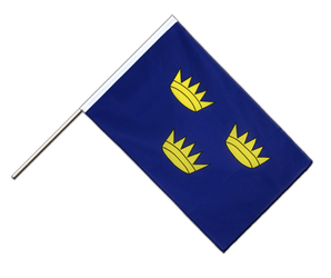 Munster - Hand Waving Flag ECO 2x3 ft