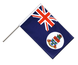 Cayman Islands Hand Waving Flag ECO 2x3 ft
