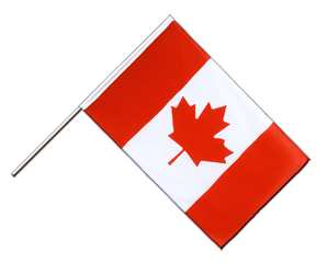 Canada Hand Waving Flag ECO 2x3 ft