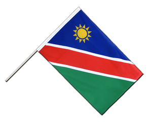 Namibia - Hand Waving Flag ECO 2x3 ft