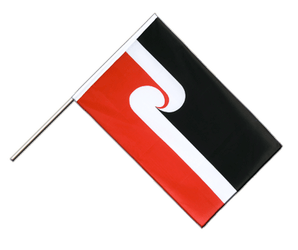 New Zealand Maori - Hand Waving Flag ECO 2x3 ft