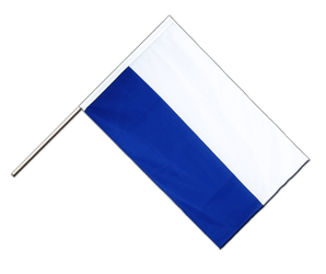 San Marino without crest Hand Waving Flag ECO 2x3 ft