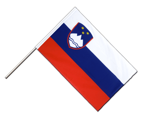 Slovenia Hand Waving Flag ECO 2x3 ft
