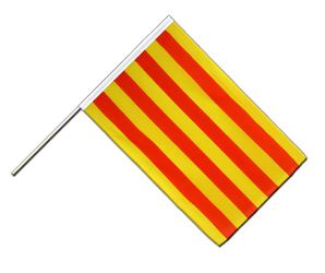 Catalonia - Hand Waving Flag ECO 2x3 ft