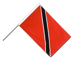Trinidad and Tobago Hand Waving Flag ECO 2x3 ft
