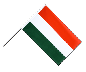 Hungary - Hand Waving Flag ECO 2x3 ft