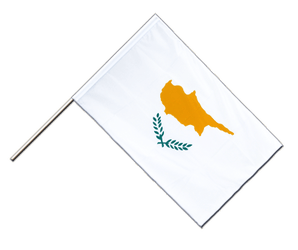 Cyprus - Hand Waving Flag ECO 2x3 ft