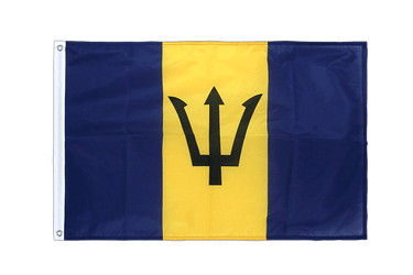 Barbados Grommet Flag PRO 2x3 ft