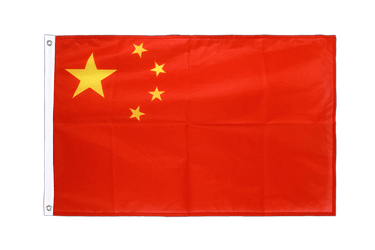 China Grommet Flag PRO 2x3 ft