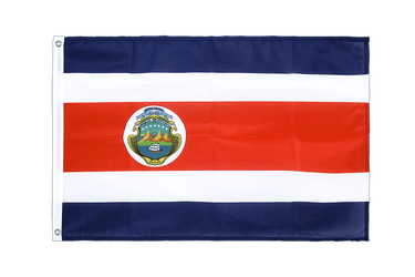 Costa Rica - Grommet Flag PRO 2x3 ft