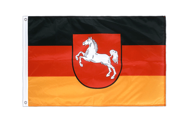 Lower Saxony Grommet Flag PRO 2x3 ft
