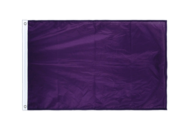 Purple Grommet Flag PRO 2x3 ft
