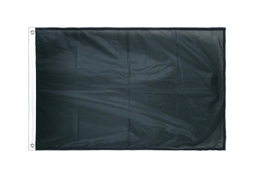Black - Grommet Flag PRO 2x3 ft