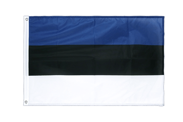Estonia Grommet Flag PRO 2x3 ft