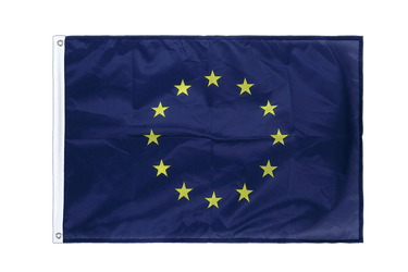 European Union EU Grommet Flag PRO 2x3 ft