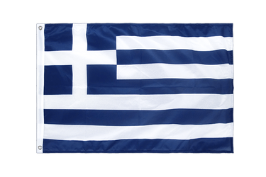 Greece Grommet Flag PRO 2x3 ft