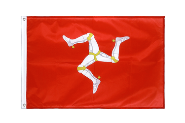 Isle of man - Grommet Flag PRO 2x3 ft