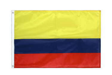 Colombia Grommet Flag PRO 2x3 ft