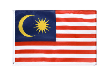 Malaysia Grommet Flag PRO 2x3 ft