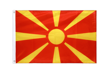 Macedonia - Grommet Flag PRO 2x3 ft