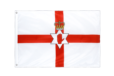 Northern Ireland Grommet Flag PRO 2x3 ft