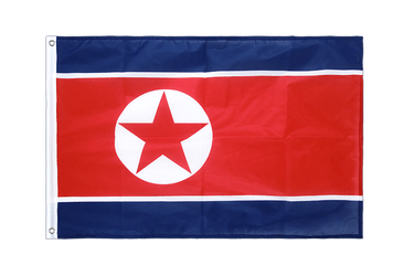 North corea Grommet Flag PRO 2x3 ft