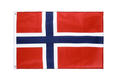 Norway Grommet Flag PRO 2x3 ft
