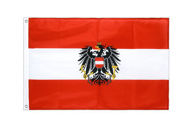 Austria eagle Grommet Flag PRO 2x3 ft
