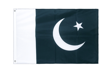 Pakistan Grommet Flag PRO 2x3 ft