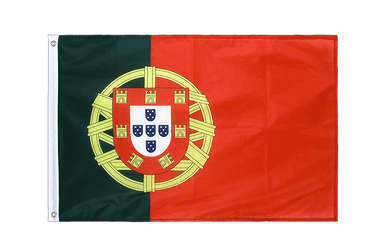 Portugal Grommet Flag PRO 2x3 ft