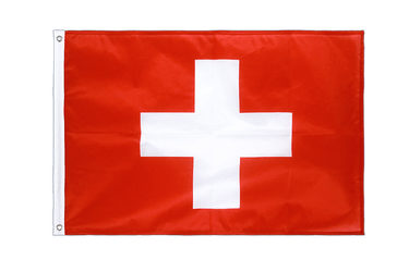 Switzerland Grommet Flag PRO 2x3 ft