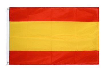 Spain without crest Grommet Flag PRO 2x3 ft