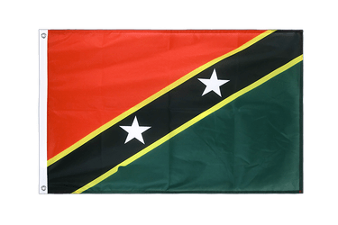 Saint Kitts and Nevis Grommet Flag PRO 2x3 ft